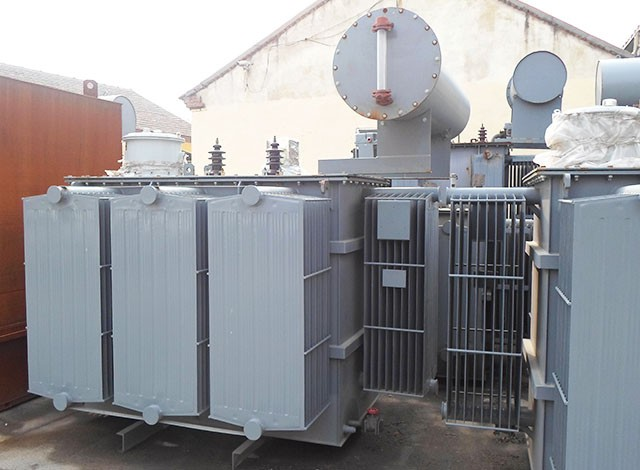 35kv14档有载调压电炉变压器