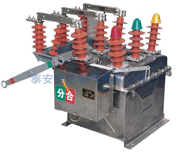 ZW8-12户外高压交流真空断路器