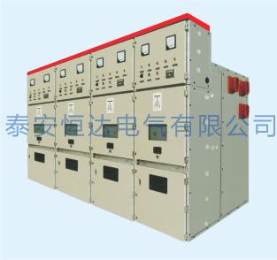 KYN28A-12(Z)金属铠装抽出式开关柜