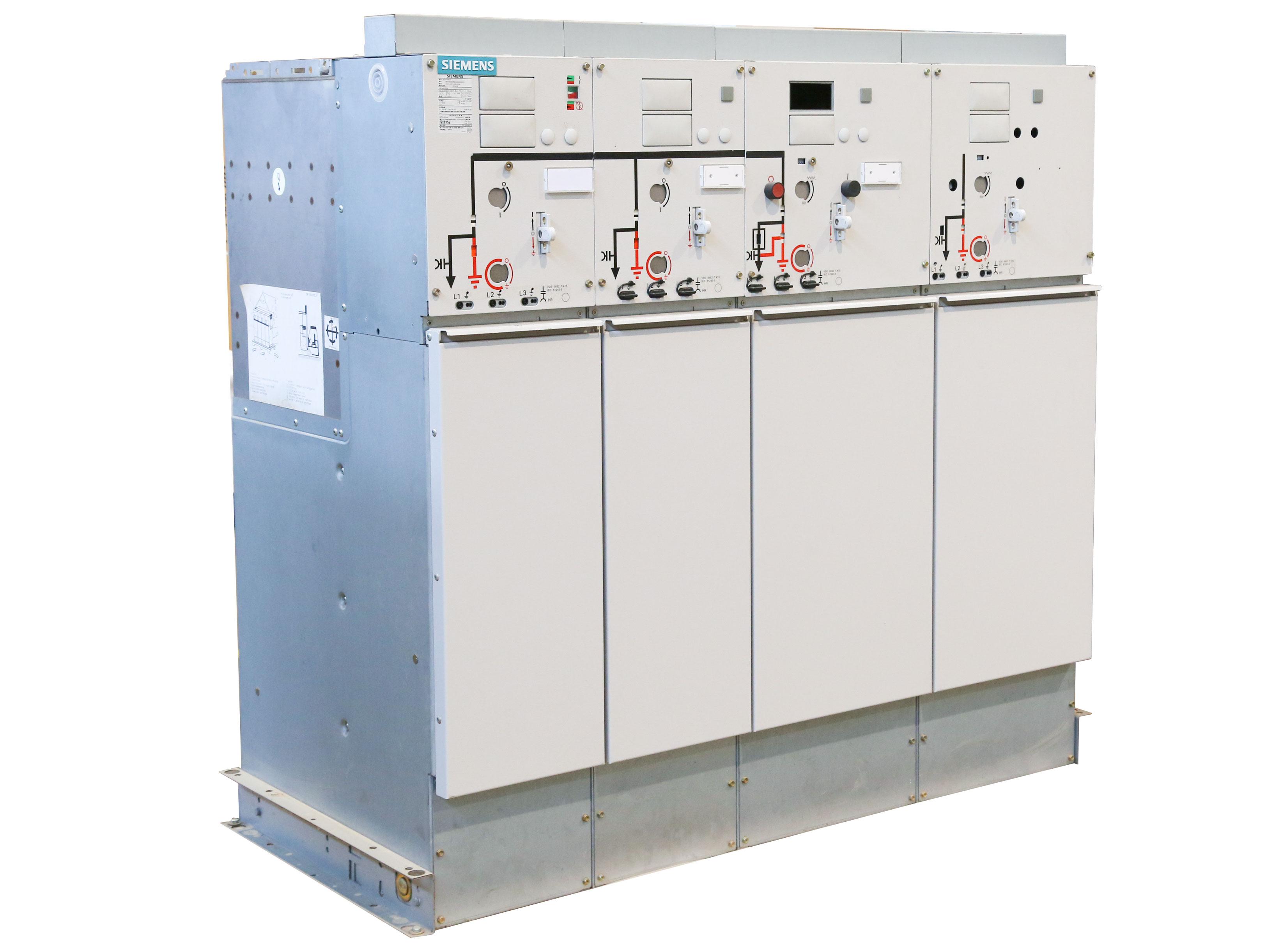 WS-8DJH箱式固定式气体绝缘金属封闭开关设备