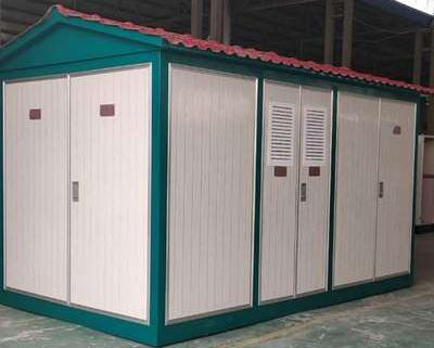 彩钢板式箱式变电站