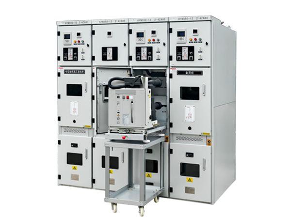 浅谈高低压开关柜中断路器的功能。