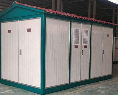 浅谈箱式变电站的安装规范。